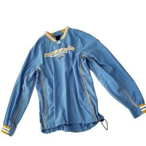 Denver Nuggets NBA Polyester Blue Top Size M